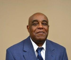 Board Member Lindell Palmer