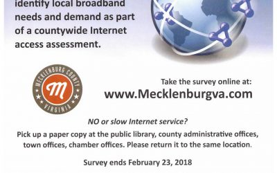 Broadband Needs Assessment Survey