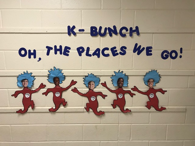 Dr. Seuss Week (Click for Gallery)