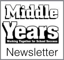 Middle Years Newsletters logo