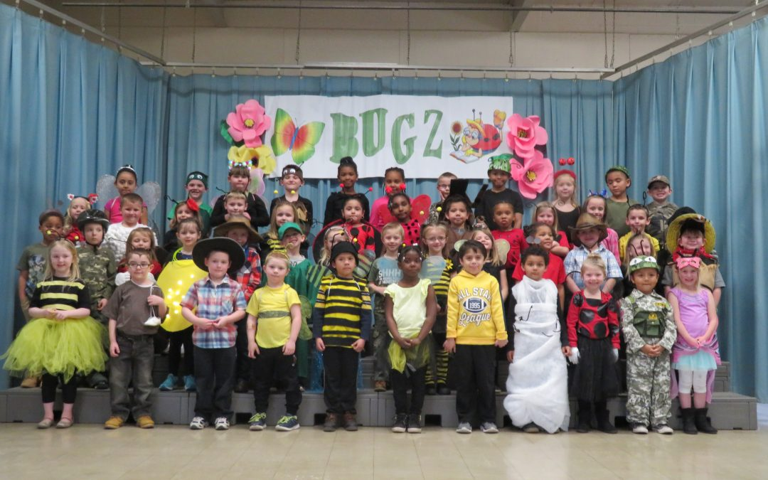 "Kindergarten Spring Musical ""Bugz"""