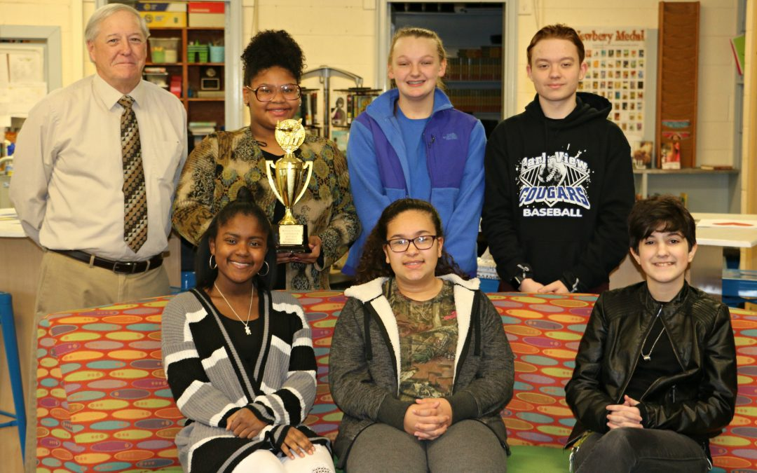PVM Southside Middle School Forensics Competition