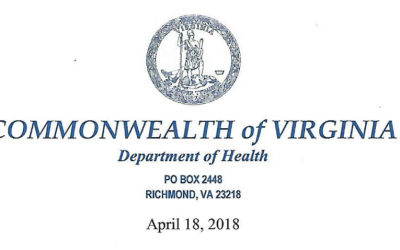 Virginia Department of Health (Rising 6th Graders)