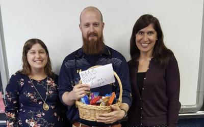 Teacher of the Year: Mr. Daniel Wilson