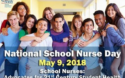National School Nurse Day (May 9, 2018)