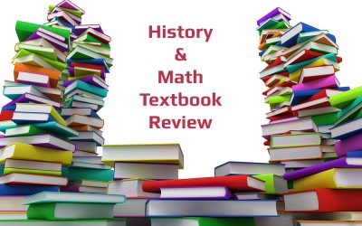 Textbook Adoption Review (History and Math)