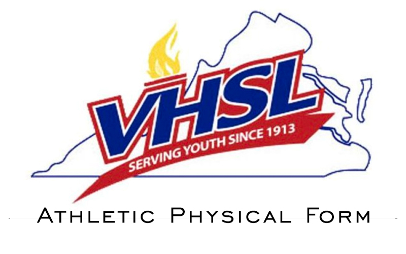 VHSL Athletic Physical Form