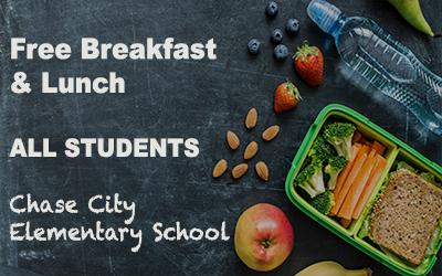 Free Breakfast & Lunch @ Chase City Elementary School