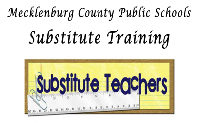 Substitute Training, Sept. 26