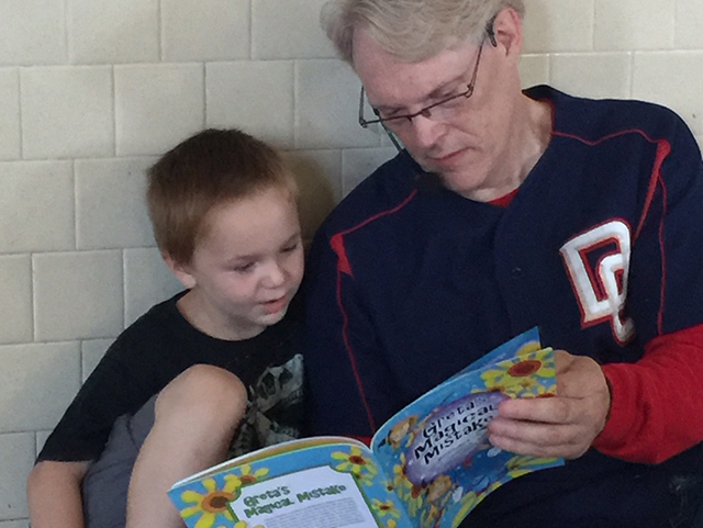 Author Daryl K. Cobb visits La Crosse