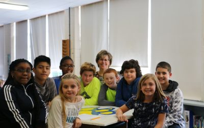 6th Grade Citizenship Students 1st Nine Weeks