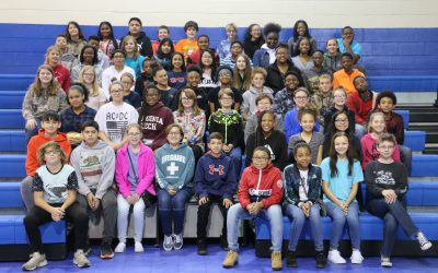 7th Grade A/B Honor Roll