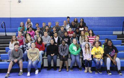 8th Grade A/B Honor Roll