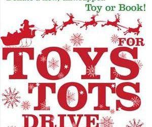 Toys for Tots – Dec 6