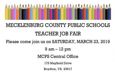 MCPS Job Fair