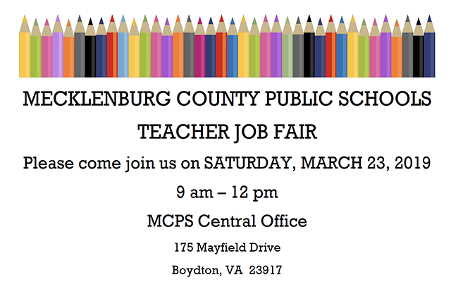 MCPS Job Fair