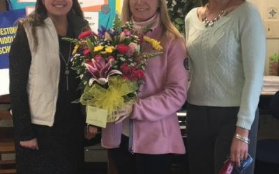 Teacher of the Year: Gina Thomasson