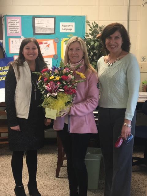 Teacher of the Year: Gina Thomasson