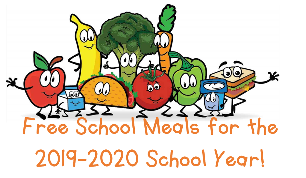 Free Meals 2019-20