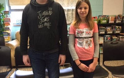 BMS Spelling Bee Winners