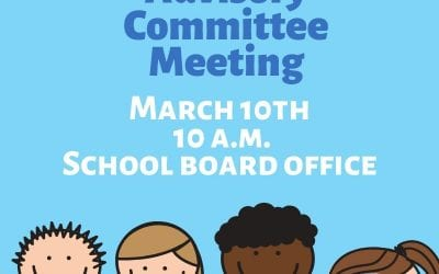Special Education Advisory Committee Meeting