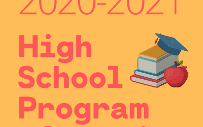 2020-2021 High School Program of Studies